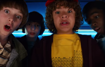 Stranger Things : Season 2 (Trailer)