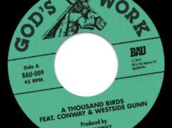 Alchemist – Conway & Westside Gunn – A Thousand Birds