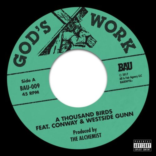 Alchemist - Conway & Westside Gunn - A Thousand Birds