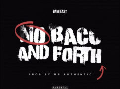 Dave East – Back And Forth