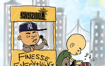 Skyzoo – Finesse Everything (prod. !llmind)