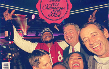 Curren$y – The Champagne Files (Mixtape)