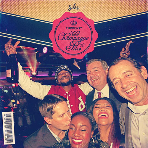 Curren$y - The Champagne Files (Mixtape)