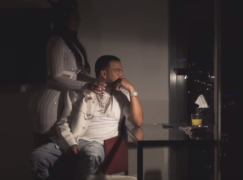 French Montana – White Dress