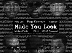 Page Kennedy – Made U Look ft. Elzhi, Mickey Factz, King Los, Cassidy & Crooked I