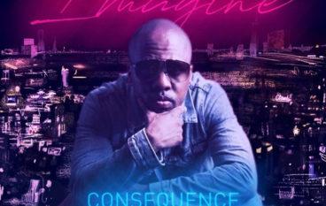 Consequence – Imagine ft. Charles Hamilton, Hodgy Beats + Kam Corvet