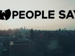 Wu-Tang Clan – People Say ft. Redman