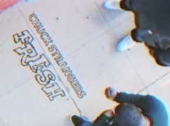 Chuck Strangers – Fresh