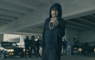 Eminem Freestyles on the BET Cyphers