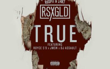 """Ro Spit & 14KT – True ft. Royce da 5'9"""", JMSN & DJ Assault"""