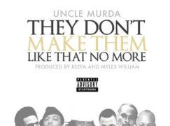 Uncle Murda – No More ft. Jadakiss