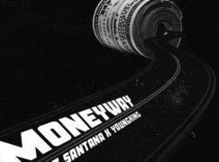Juelz Santana – Money Way ft. Young King