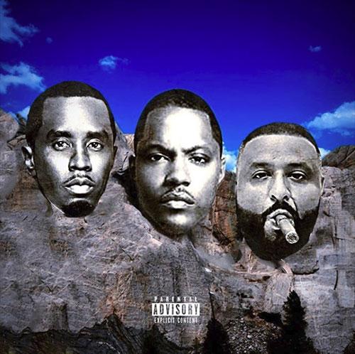 MA$E - Rap Rushmore ft. Puff Daddy & DJ Khaled