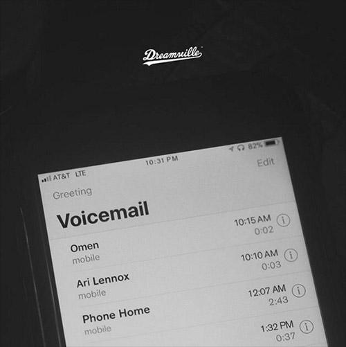 Omen - Phone Home ft. Ari Lennox