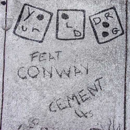 Your Old Droog - Cement 4's ft. Conway (prod. Sadhugold)