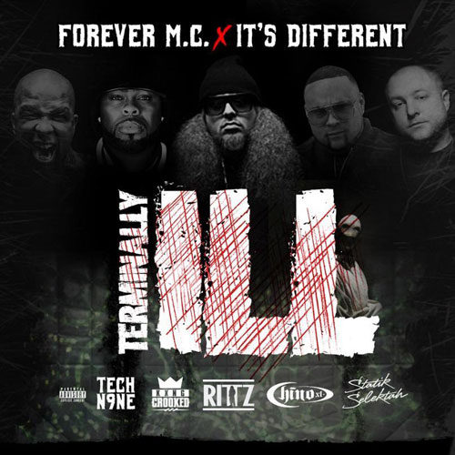KXNG Crooked, Tech N9ne, Chino XL, Rittz, & Statik Selektah -Terminally Ill